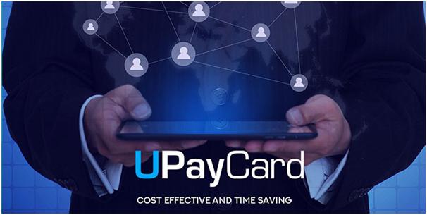 Advantages of using UPaycard