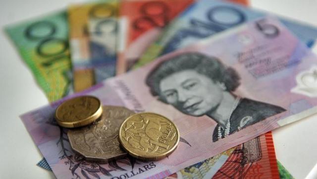 Australian dollars