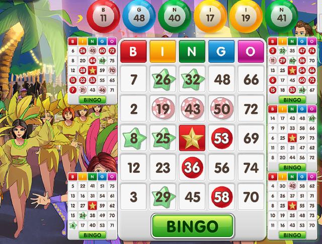 Bingo offline game