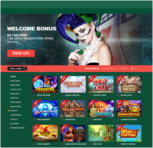 Casino Mate-online casino