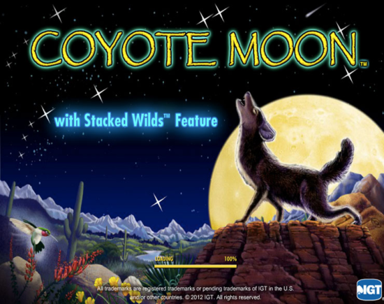 Slots coyote moon free
