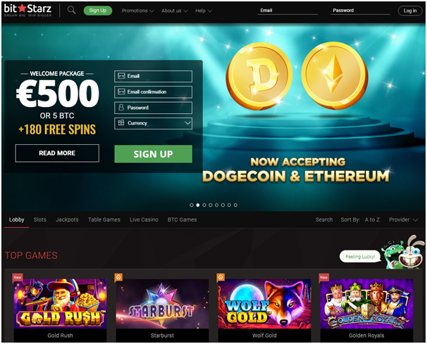 Cryptocurrencies as deposits to play pokies with real money
