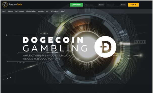 Dogecoins online casinos to play pokies