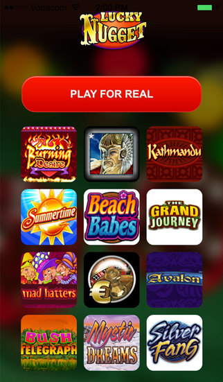casino apps for real money