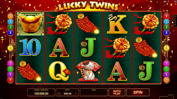 Free Lucky Twins Pokie