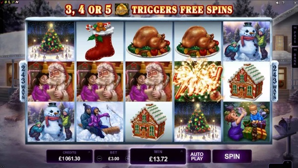 Holiday Slots