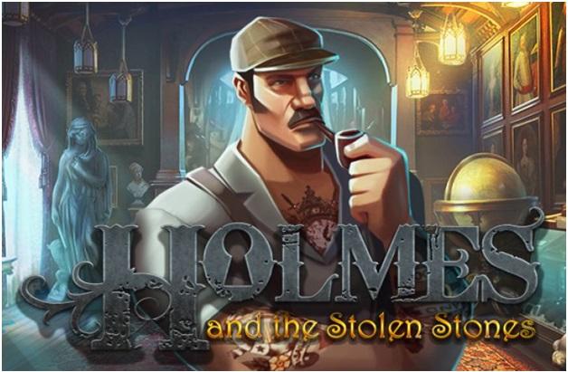 Holmes stolen stones