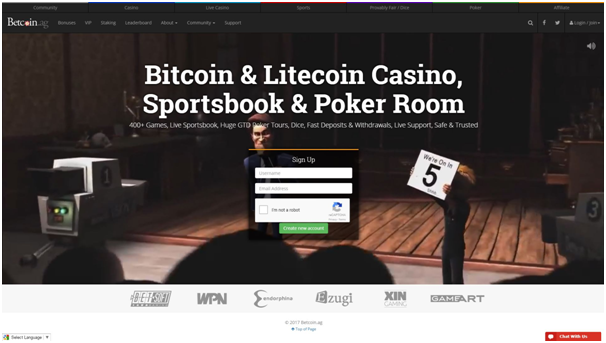 Litecoin casinos