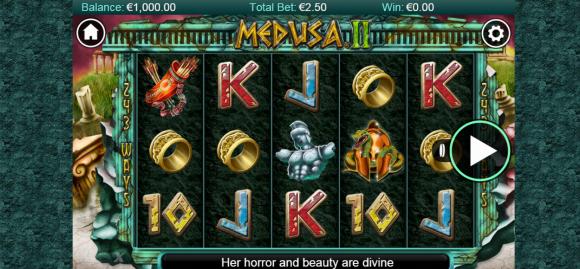 Medussa 2 - Free Pokies