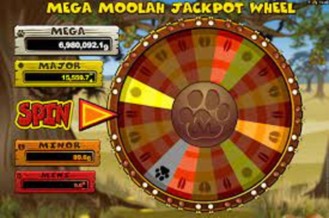 Mega Moolah - Bets and Prizes