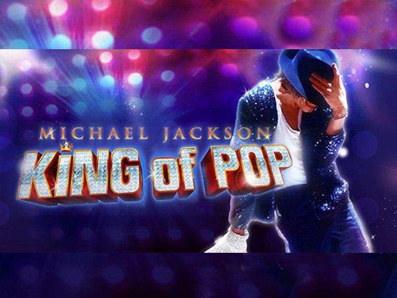 Michael Jackson King of pop pokies
