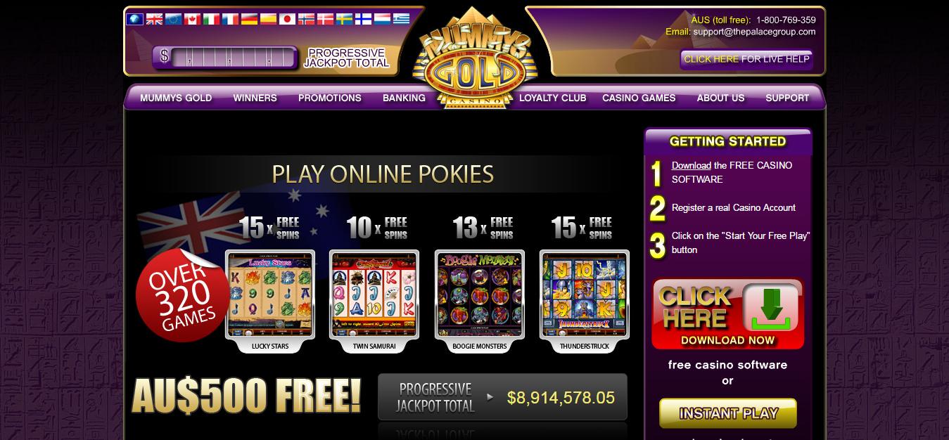 best online pokies australia casino