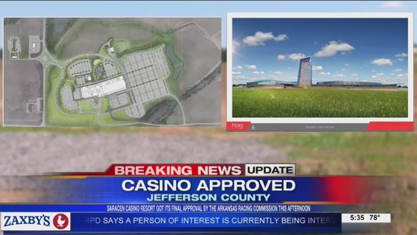 Newly Approved Casinos