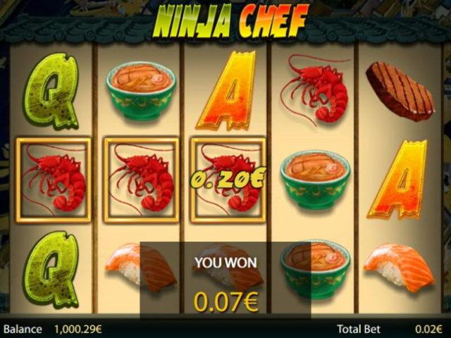 Ninja-Chef