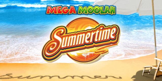 Non–Progressive Mega Moolah Summertime