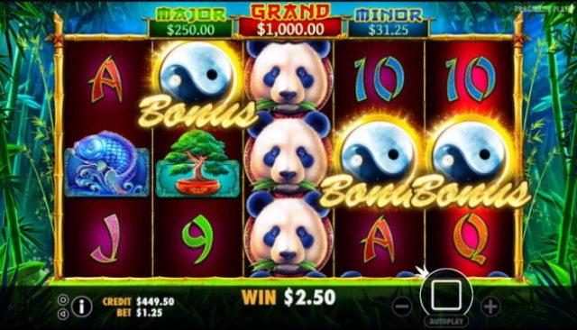 Pandas-Fortune