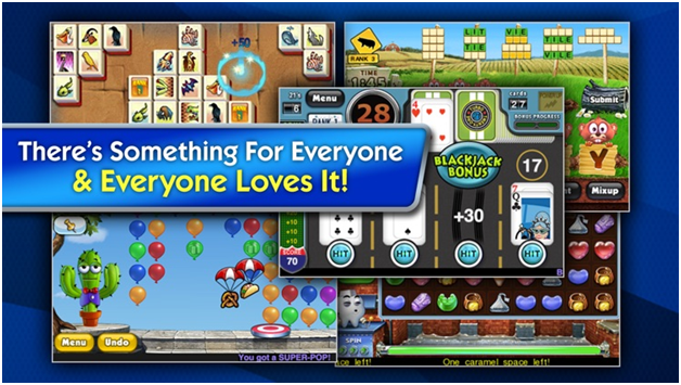 Pogo games to play on app
