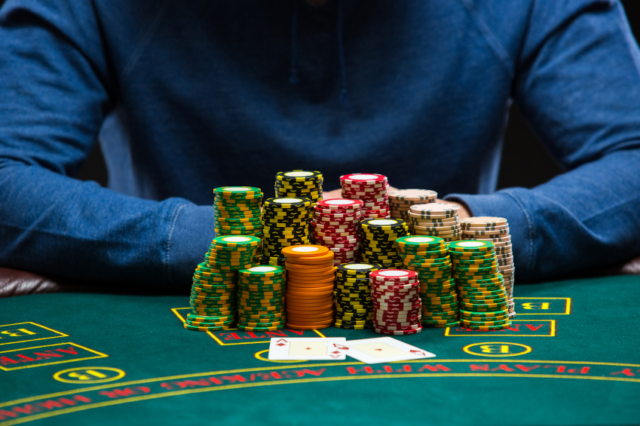 Poker winnings are not taxed in Australia