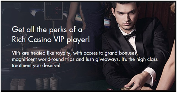 Rich casino VIP club