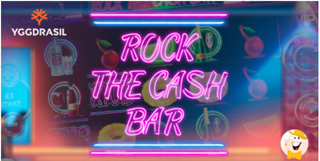 Rock the cash bar pokies for real money