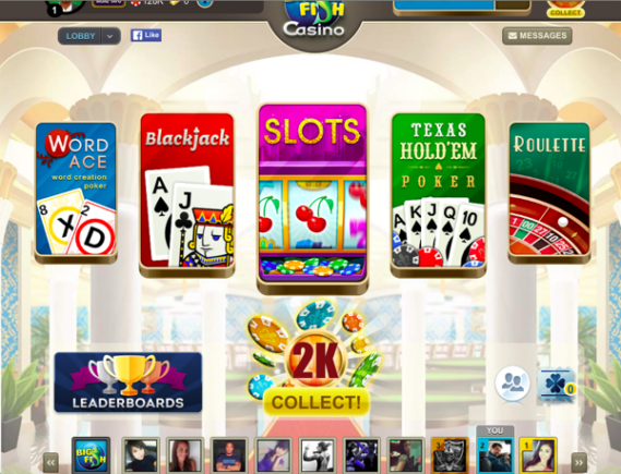 explore big fish casino with our epic review pokies with