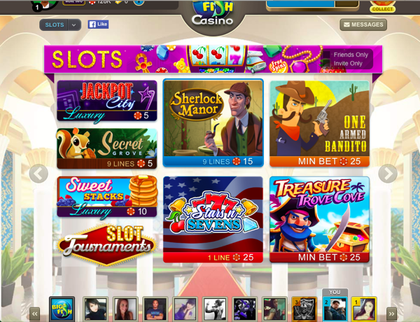 Explore big fish casino with our epic review pokies with for Big fish casino reviews