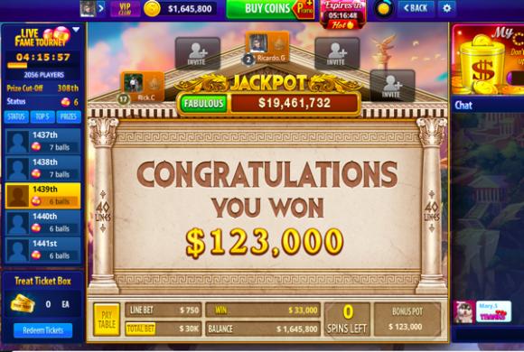 Take5 Free Slots