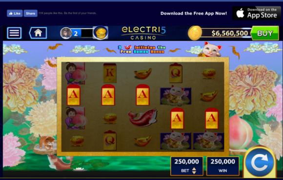 Electri5 Casino