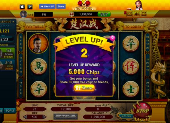 VM Casino - Slots