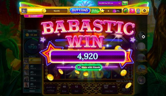 Baba WILD Slots & Casino
