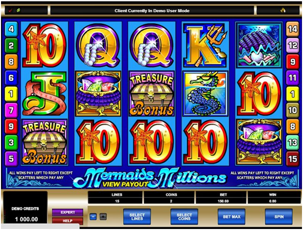Themed symbols in pokies