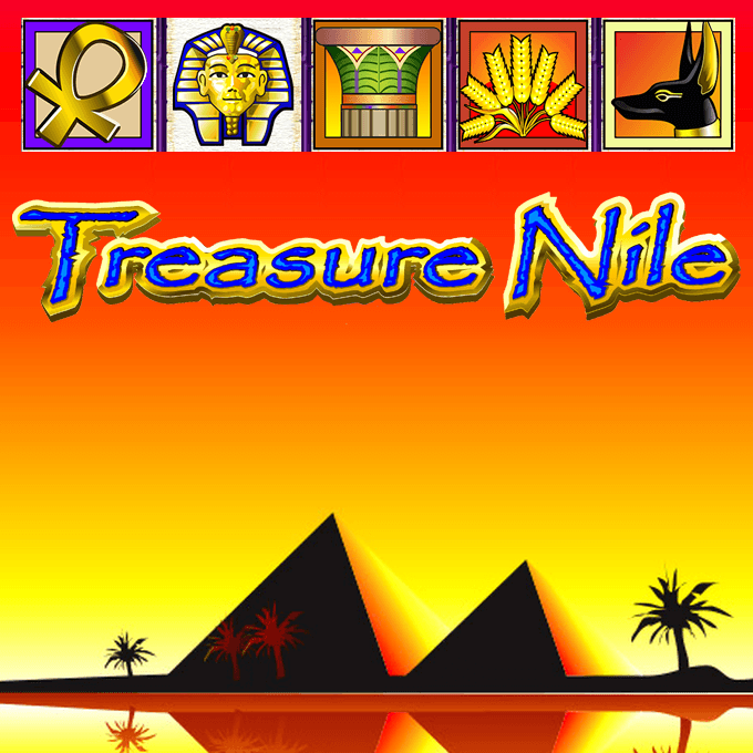 Treasure Nile™ Slot Machine Game to Play Free in Microgamings Online Casinos