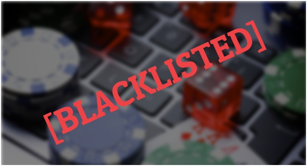 What are the ways to find a blacklisted casino online before playing pokies for real money