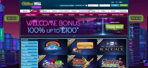 online william hill casino casino zodiac