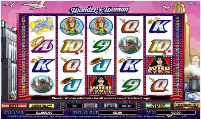 Wonder woman pokies to play with real money pokies