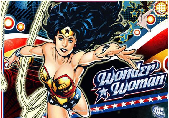 Wonder Woman real money pokies
