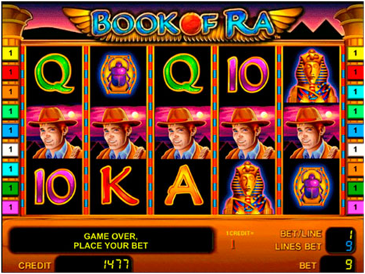 Book of ra pokies