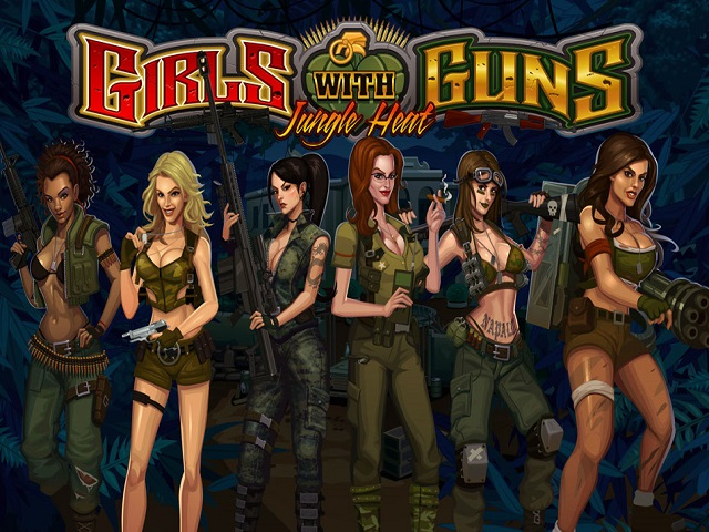 Girls with Guns Pokie - Online Review for Australians