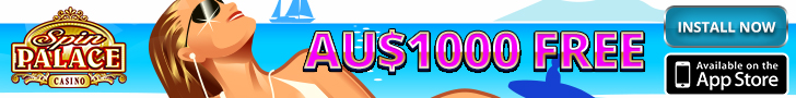 $1000 Free to play for real at Spin Palace